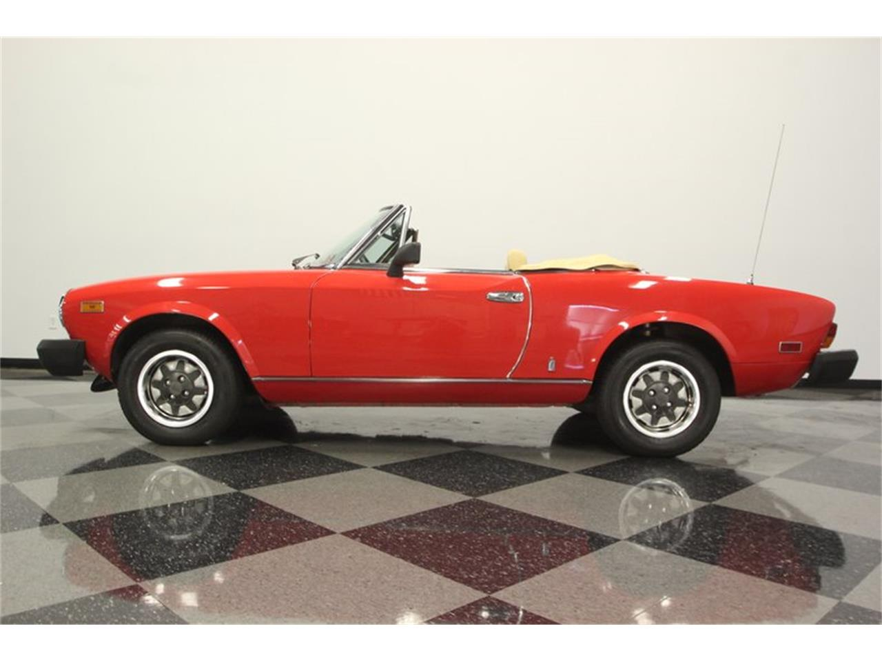 Large Picture of 1980 Fiat Spider located in Lutz Florida Offered by Streetside Classics - Tampa - Q5HU