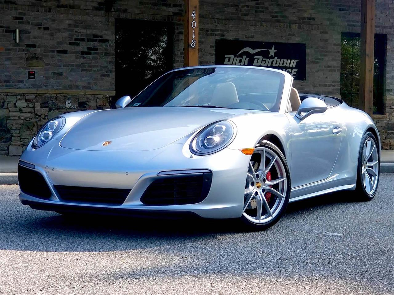 Large Picture of '17 911 Carrera 4S Cabriolet - Q6QF
