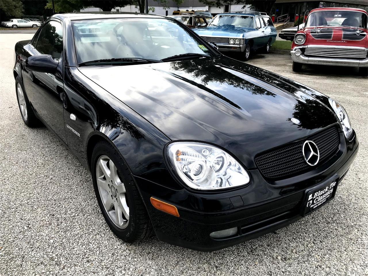 1998 Mercedes-Benz SLK-Class for Sale   ClassicCars.com ...