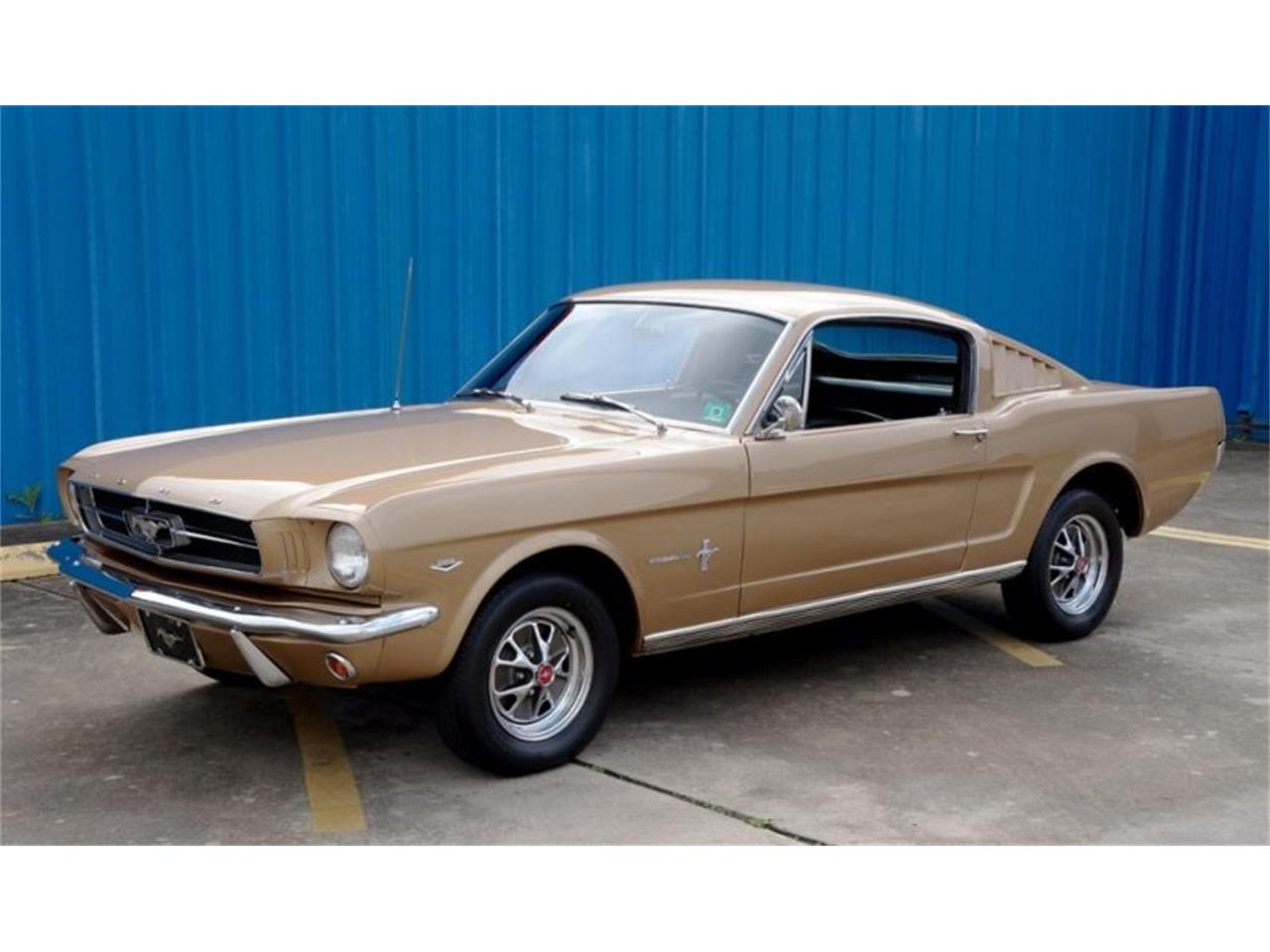 Large Picture of Classic 1965 Ford Mustang Offered by a Private Seller - Q6QR