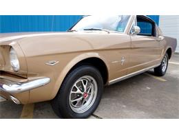 Picture of 1965 Ford Mustang located in Indiana Offered by a Private Seller - Q6QR