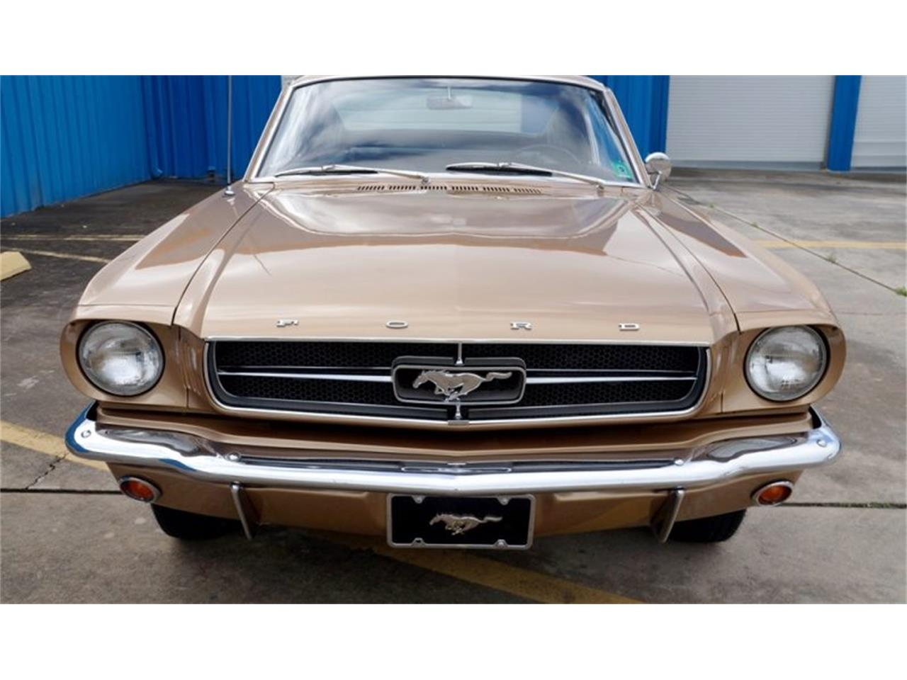 Large Picture of Classic '65 Ford Mustang located in Indianapolis Indiana - $37,500.00 Offered by a Private Seller - Q6QR