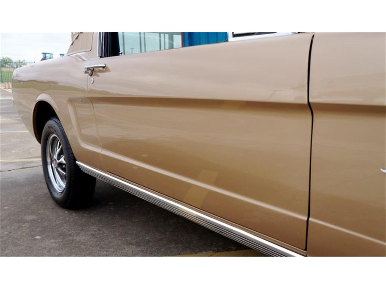 Large Picture of 1965 Ford Mustang located in Indianapolis Indiana Offered by a Private Seller - Q6QR
