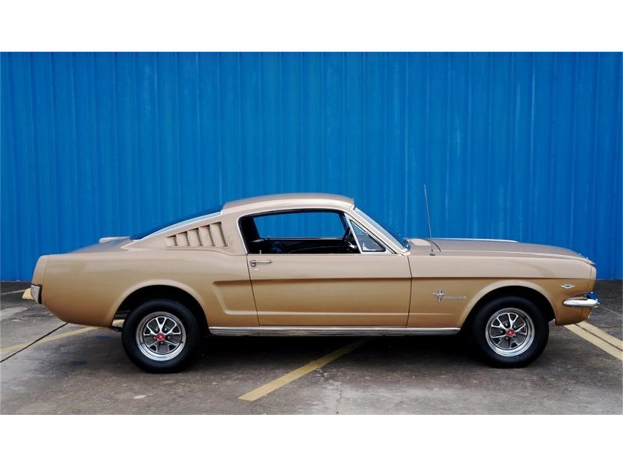 Large Picture of Classic '65 Ford Mustang - $37,500.00 - Q6QR