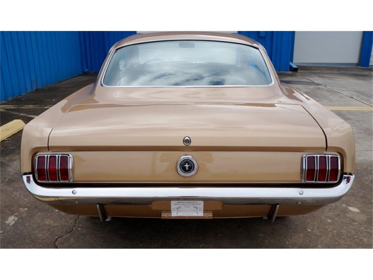Large Picture of Classic '65 Ford Mustang located in Indianapolis Indiana - $37,500.00 - Q6QR