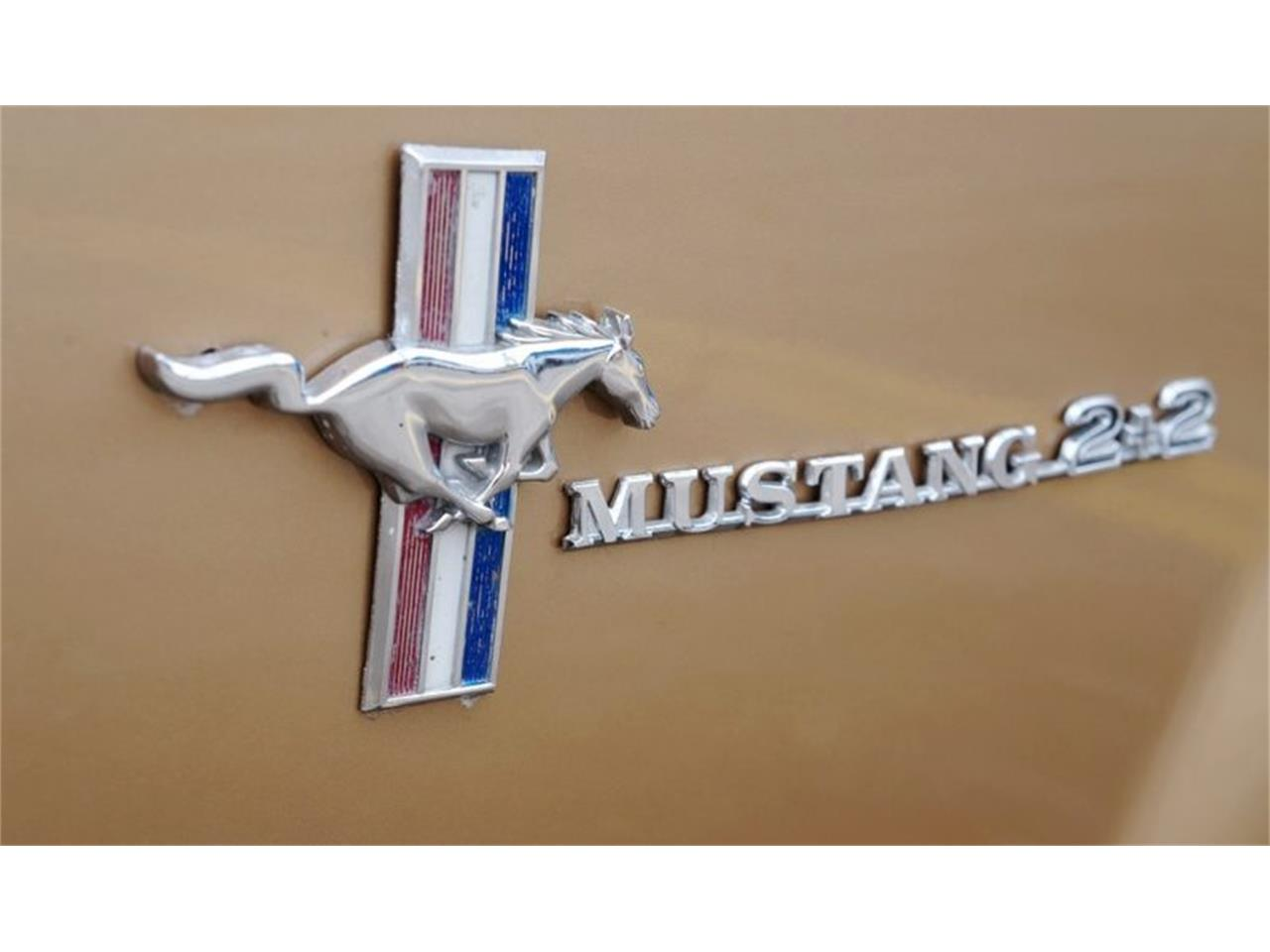 Large Picture of Classic 1965 Ford Mustang located in Indiana Offered by a Private Seller - Q6QR