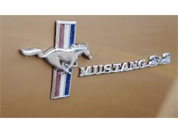 Picture of Classic '65 Ford Mustang located in Indianapolis Indiana Offered by a Private Seller - Q6QR