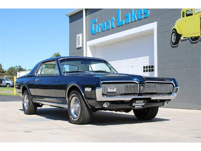 Picture of '68 Cougar - Q6RJ