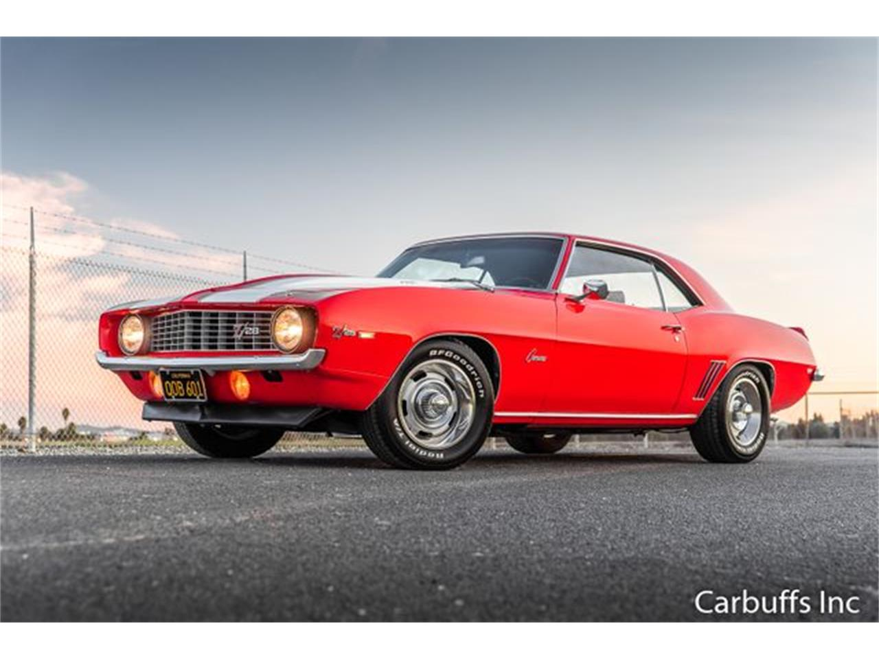 Large Picture of '69 Camaro - Q6RW