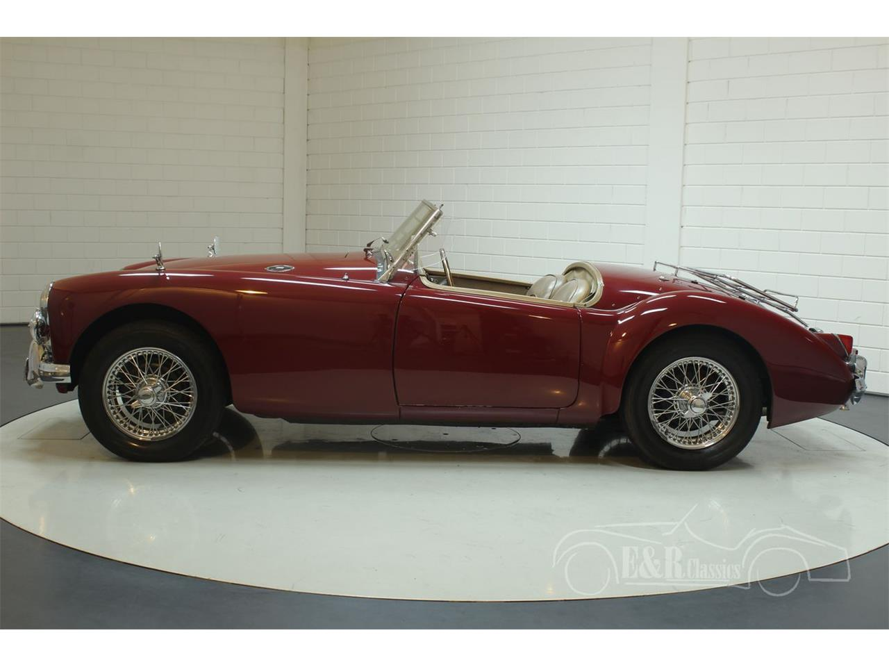 Large Picture of '60 MGA - Q6S5
