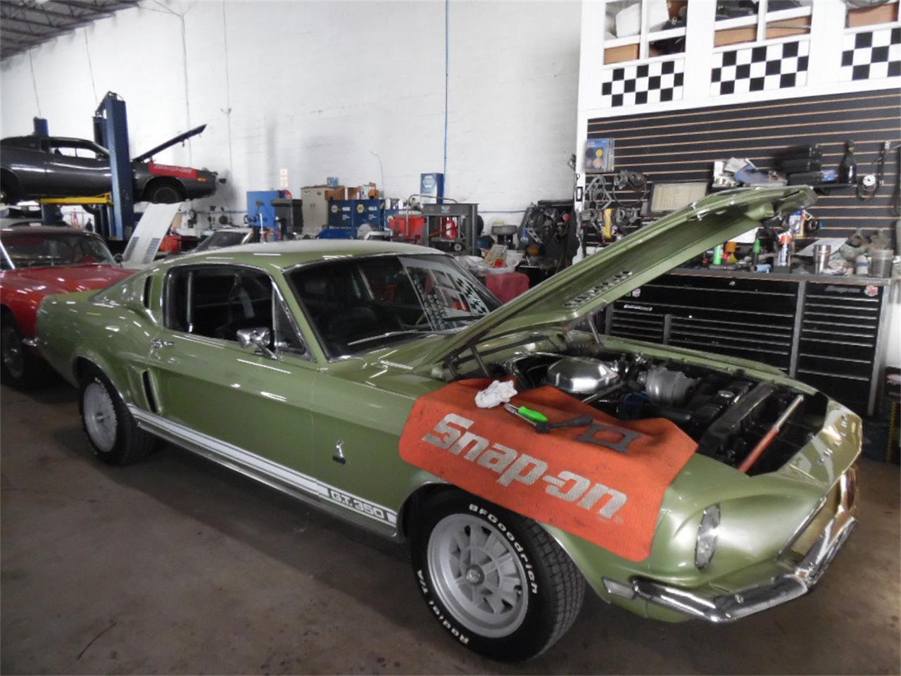 Large Picture of '68 GT350 - Q6SN