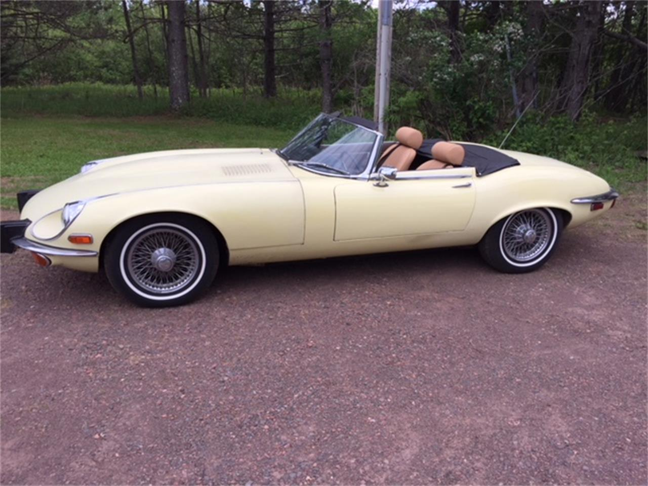 Large Picture of 1974 Jaguar E-Type located in Minnesota - $82,500.00 Offered by a Private Seller - Q6T0