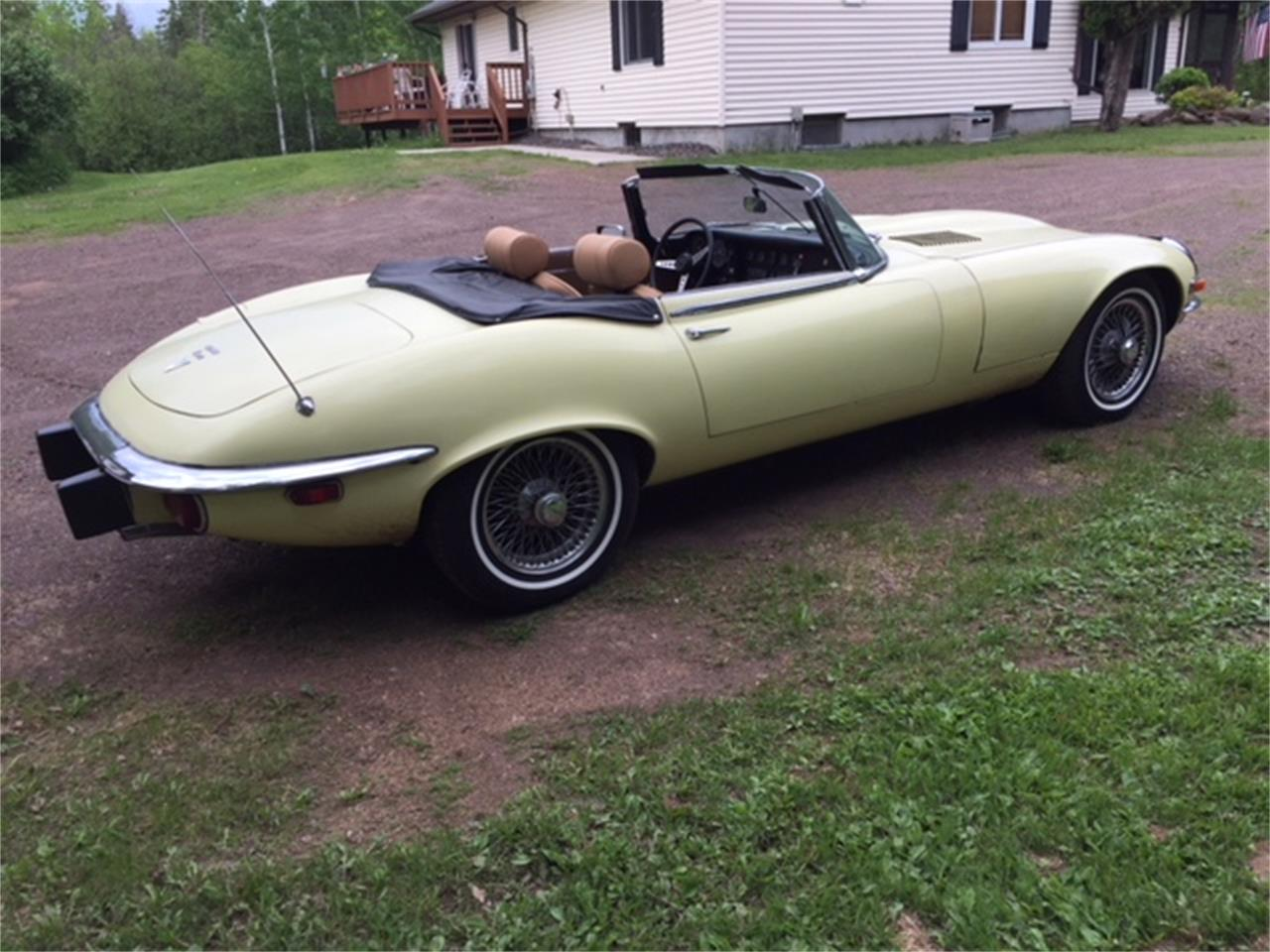 Large Picture of '74 E-Type - Q6T0