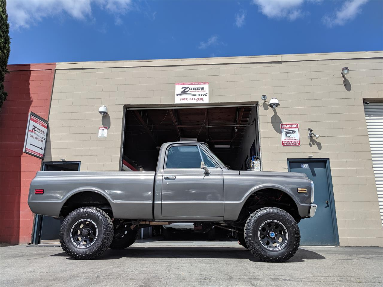Large Picture of 1972 Chevrolet K-10 - Q6TS