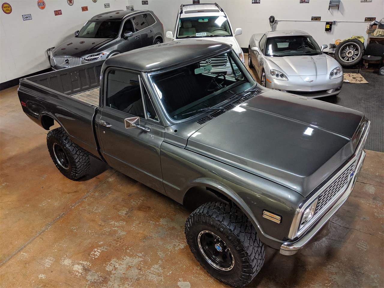 Large Picture of Classic '72 Chevrolet K-10 located in San Luis Obispo California - $34,500.00 - Q6TS