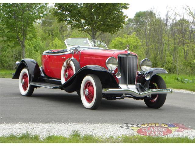 Picture of 1931 Auburn 8-98 - Q6U2