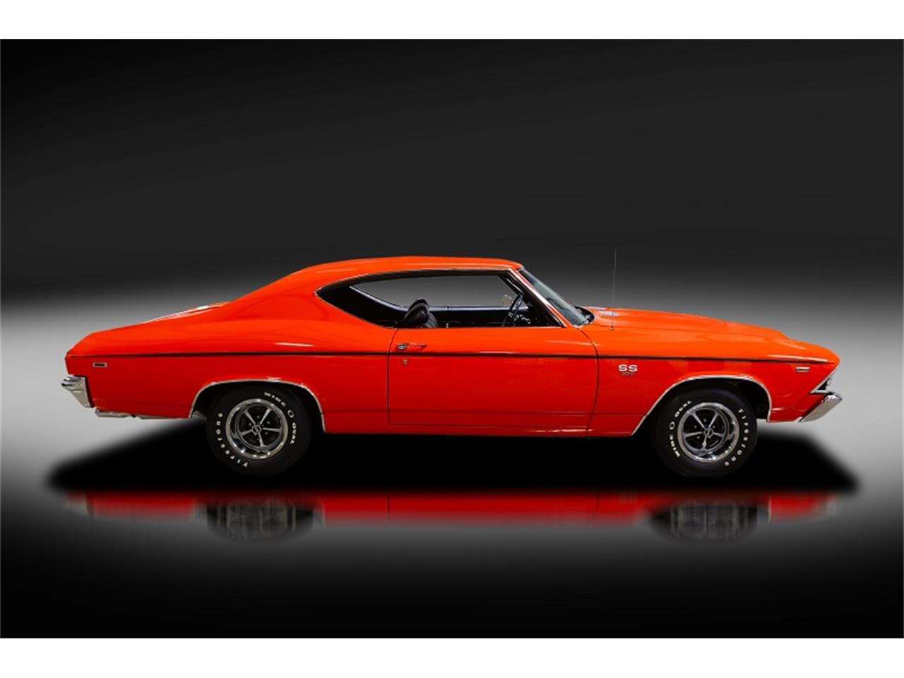 Large Picture of Classic 1969 Chevrolet Chevelle SS located in Pennsylvania Auction Vehicle Offered by Central Pennsylvania Auto Auction - Q5CY