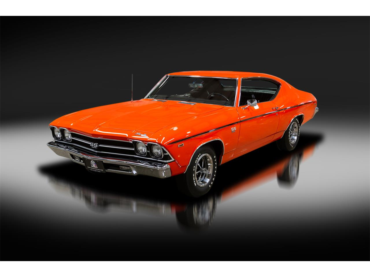 Large Picture of '69 Chevrolet Chevelle SS Auction Vehicle Offered by Central Pennsylvania Auto Auction - Q5CY
