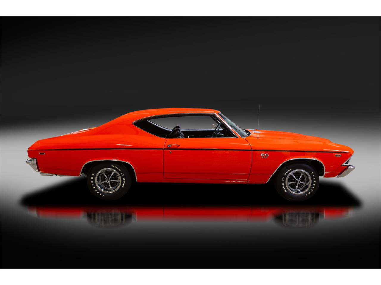 Large Picture of Classic '69 Chevelle SS located in Pennsylvania Auction Vehicle Offered by Central Pennsylvania Auto Auction - Q5CY