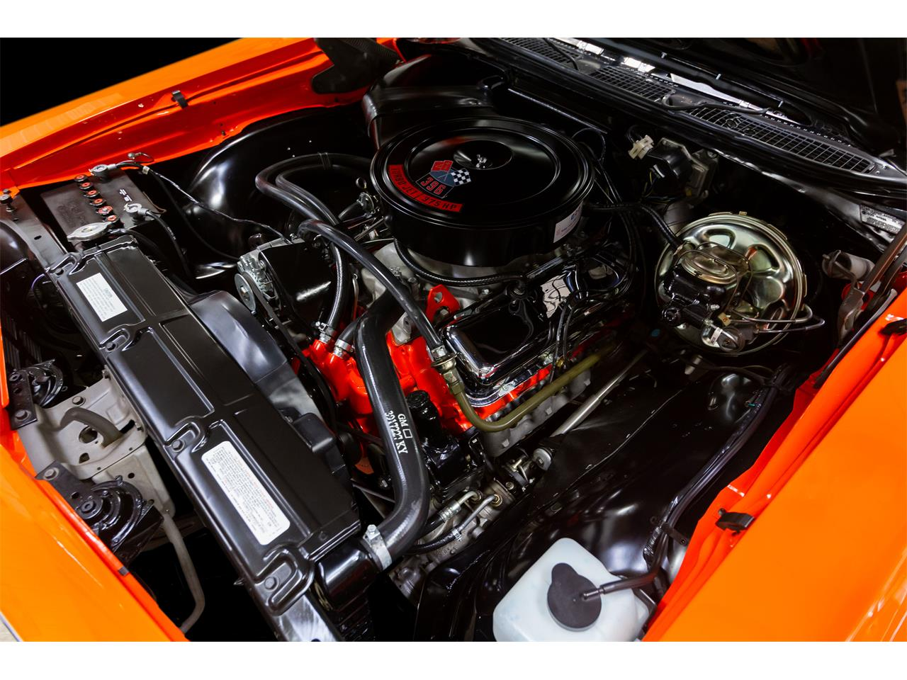 Large Picture of Classic '69 Chevelle SS Auction Vehicle Offered by Central Pennsylvania Auto Auction - Q5CY