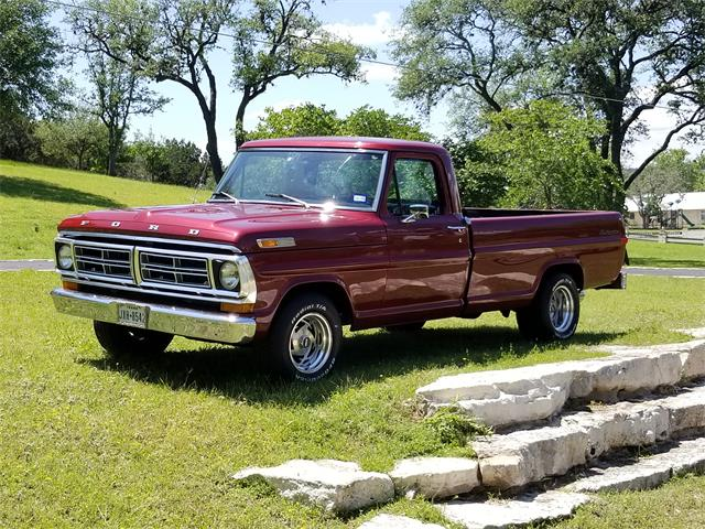 Picture of '72 F100 - $22,000.00 - Q6WI