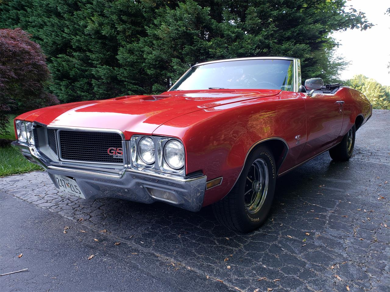 Large Picture of '70 Buick GS 455 - $47,000.00 - Q6WV