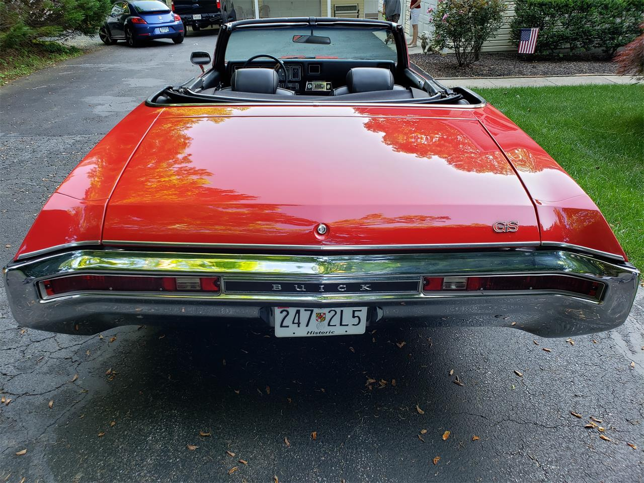 Large Picture of '70 Buick GS 455 located in Maryland - $47,000.00 Offered by a Private Seller - Q6WV