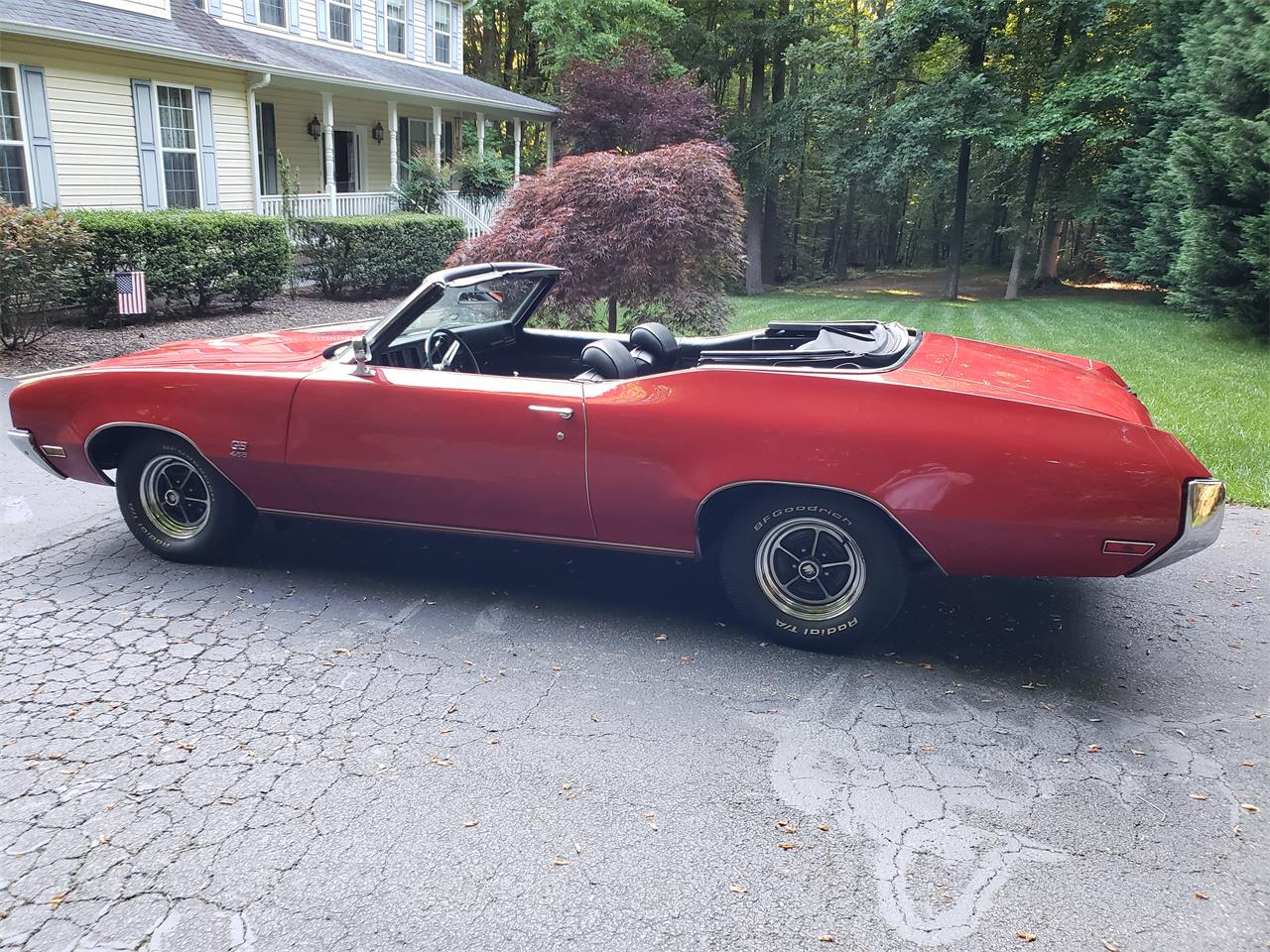 Large Picture of Classic '70 Buick GS 455 located in Huntingtown Maryland Offered by a Private Seller - Q6WV