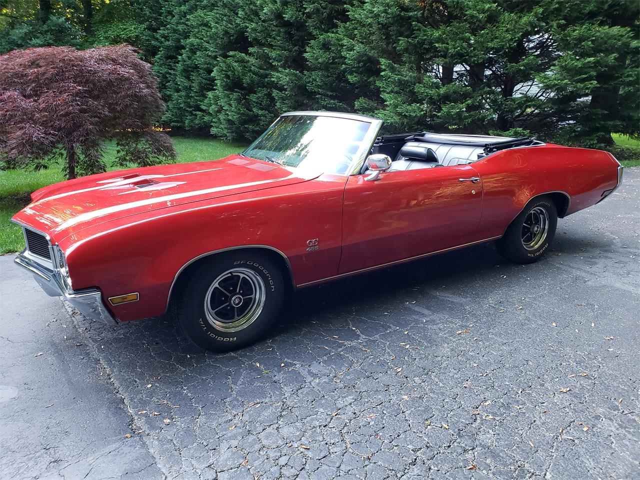 Large Picture of Classic '70 Buick GS 455 located in Huntingtown Maryland - $47,000.00 Offered by a Private Seller - Q6WV