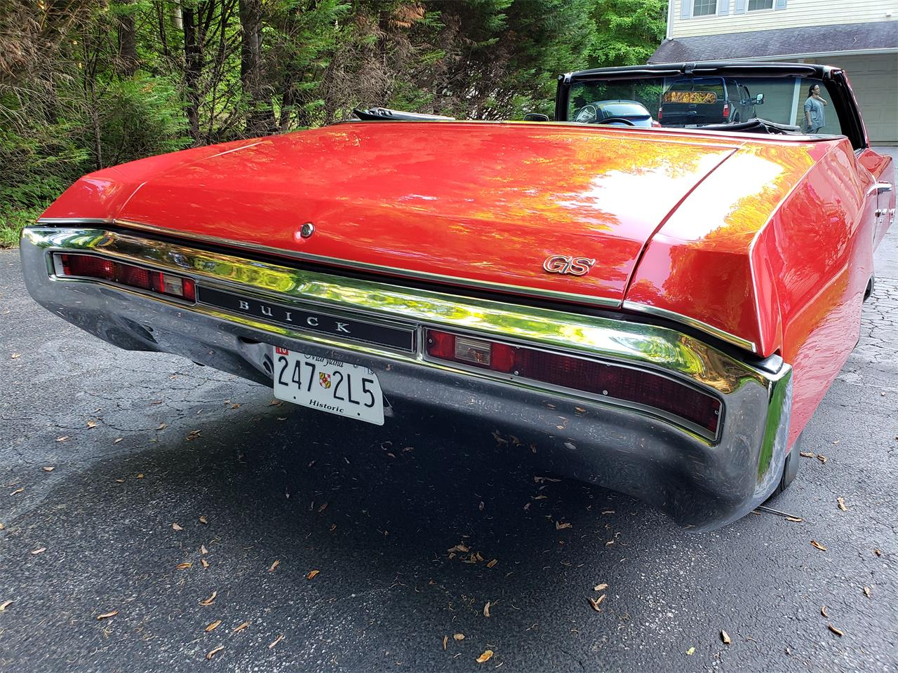 Large Picture of Classic 1970 Buick GS 455 located in Maryland Offered by a Private Seller - Q6WV