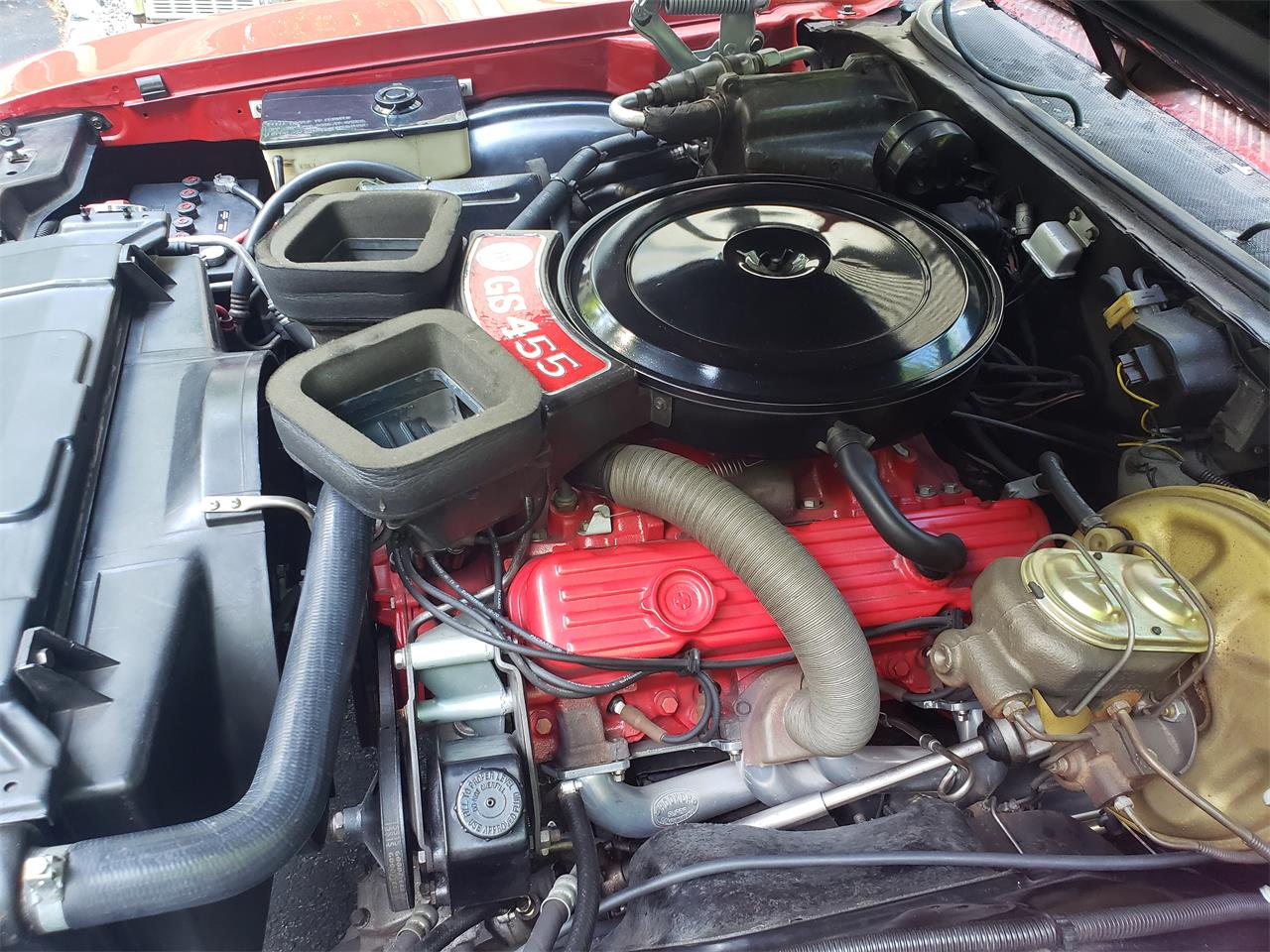 Large Picture of Classic 1970 Buick GS 455 - Q6WV