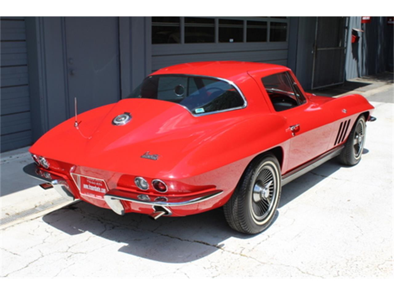 Large Picture of '66 Corvette - Q6X6