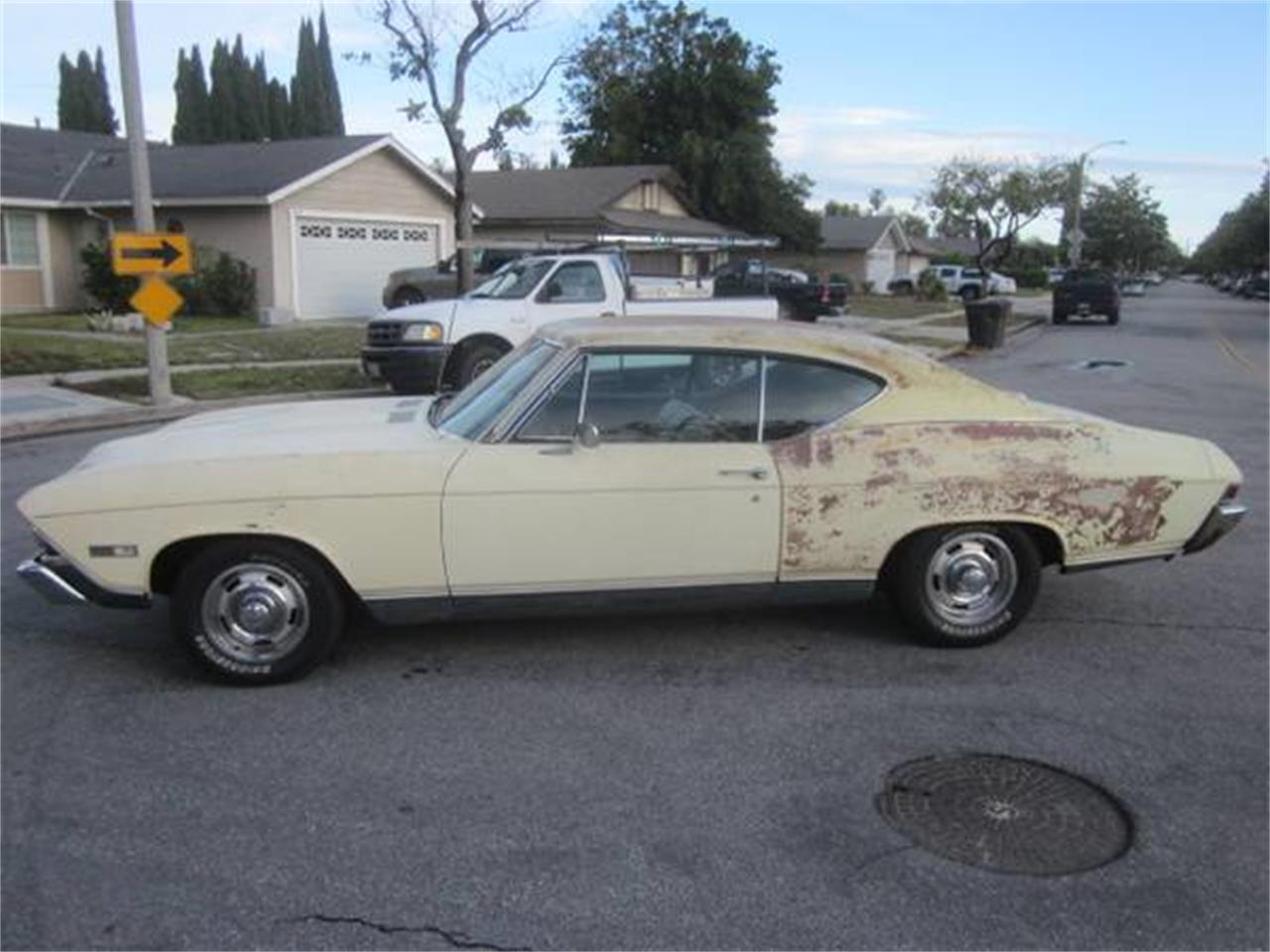 For Sale: 1968 Chevrolet Chevelle SS in Anaheim, California