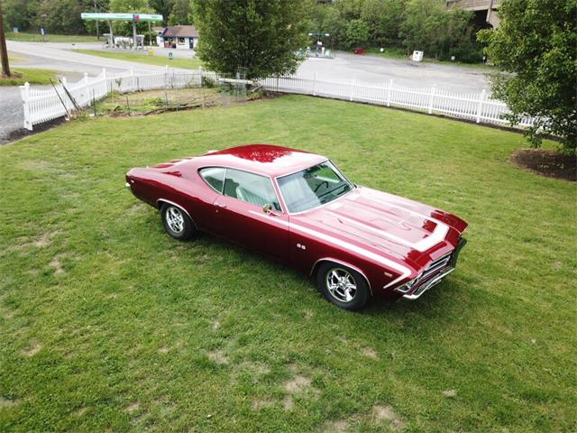 Picture of Classic '69 Chevelle Malibu Offered by  - Q6XG