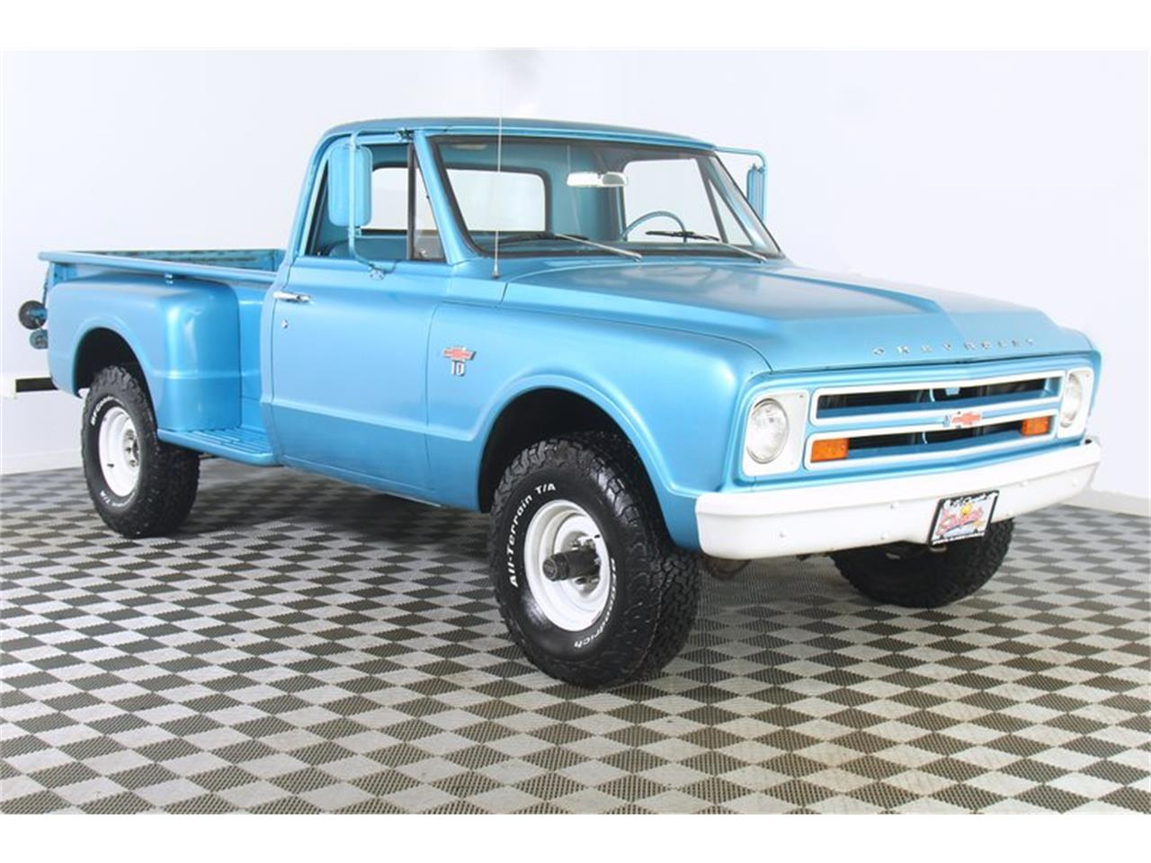 Large Picture of '67 K-10 - Q6Y8