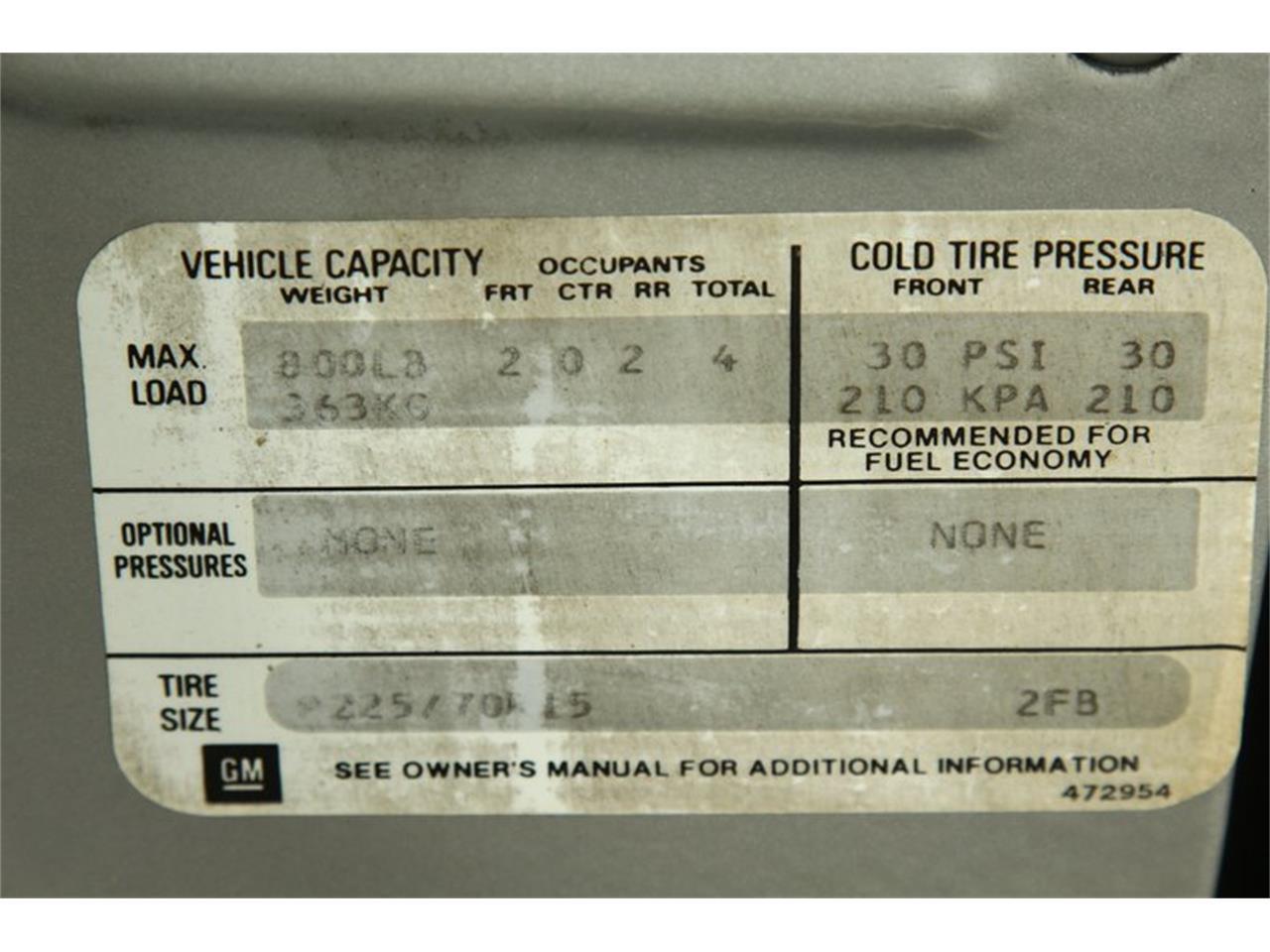 Large Picture of 1979 Pontiac Firebird Trans Am - Q6YC