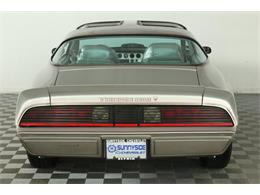 Picture of '79 Firebird Trans Am located in Elyria Ohio - $39,900.00 Offered by Sunnyside Chevrolet - Q6YC