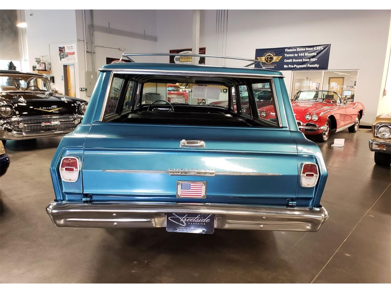 Large Picture of 1963 Chevrolet Nova located in Hillsboro Oregon Offered by a Private Seller - Q6YJ