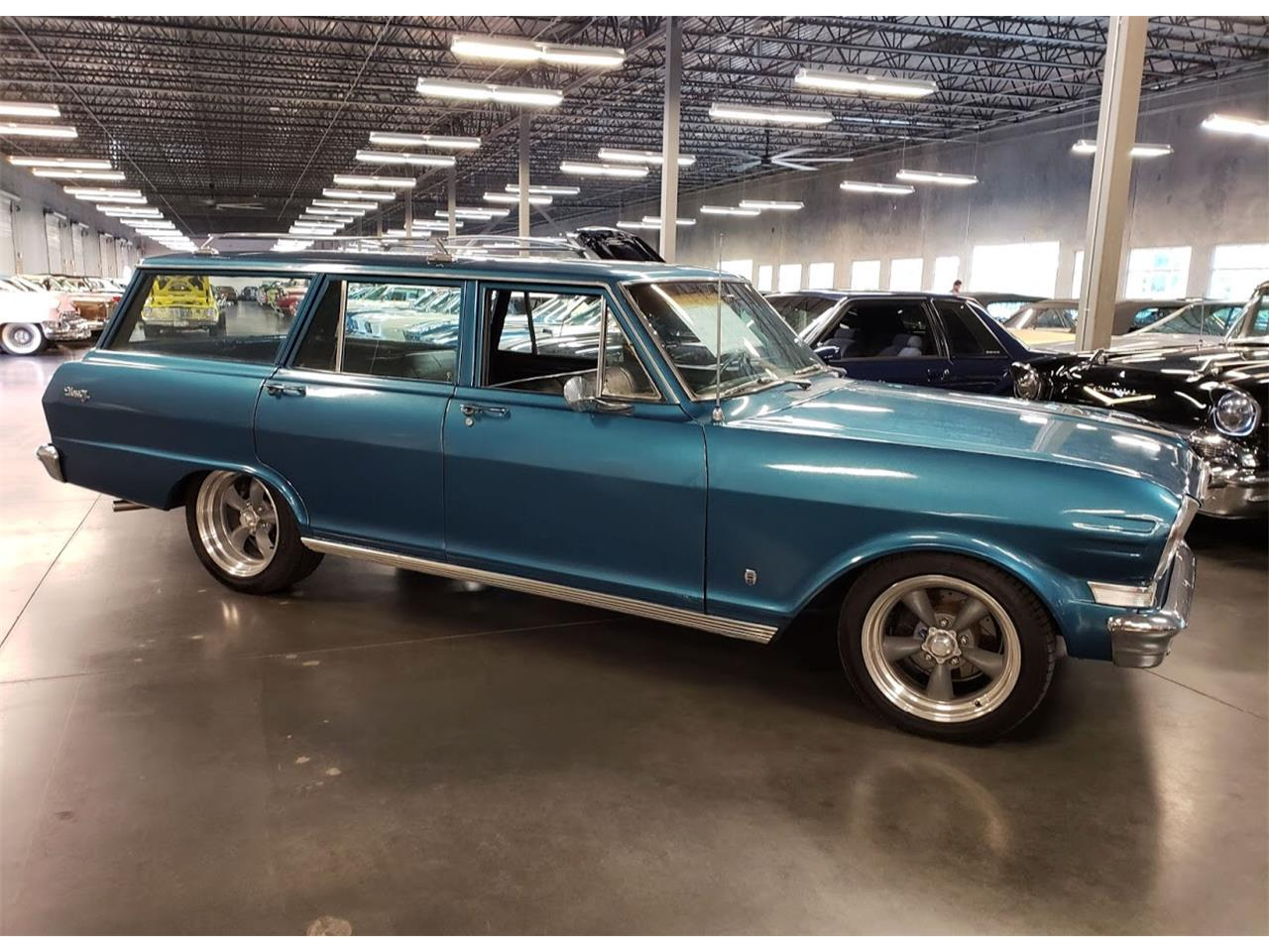 Large Picture of '63 Chevrolet Nova located in Oregon - $24,500.00 - Q6YJ