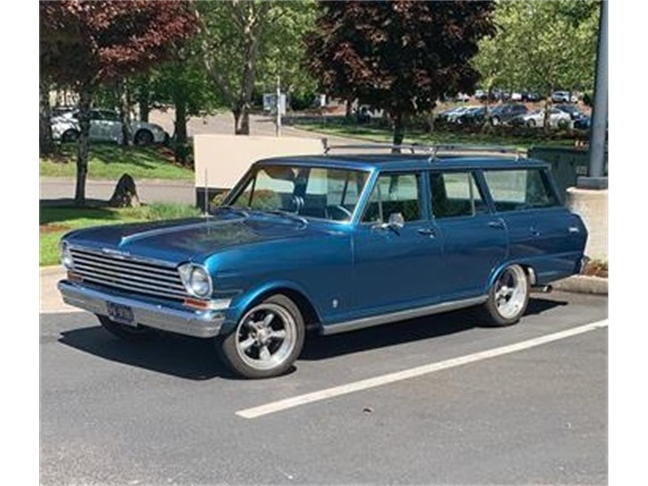 Large Picture of '63 Chevrolet Nova located in Oregon - Q6YJ