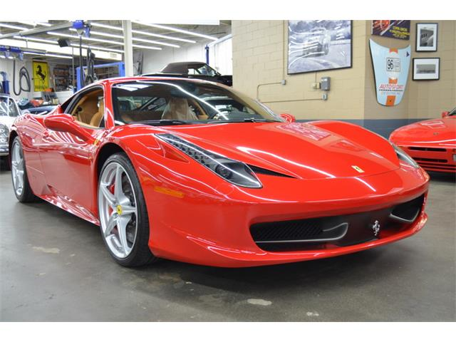 Picture of 2011 Ferrari 458 located in New York - $179,500.00 - Q6YR
