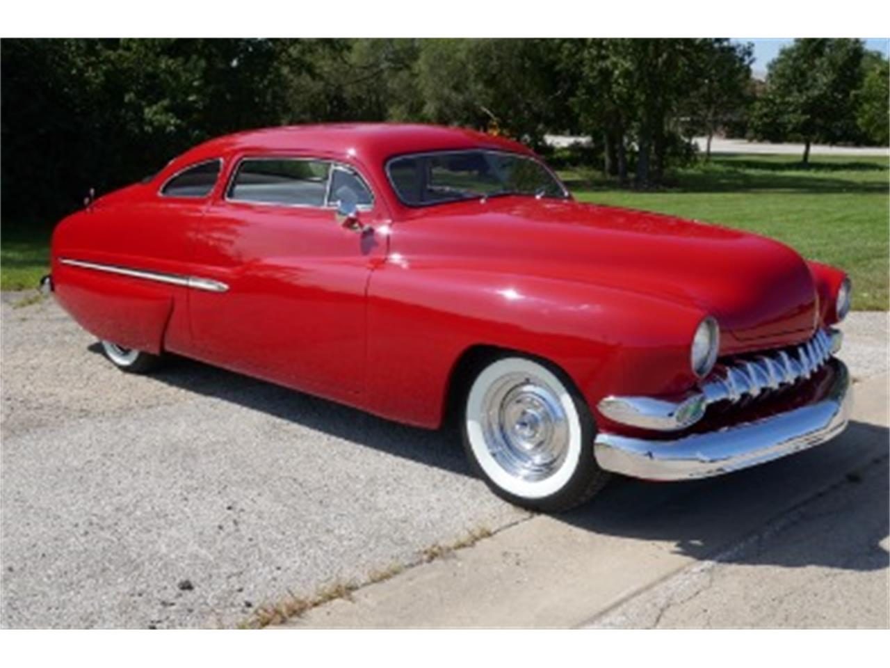 Large Picture of '49 Mercury Street Rod located in Illinois Offered by North Shore Classics - Q5IP