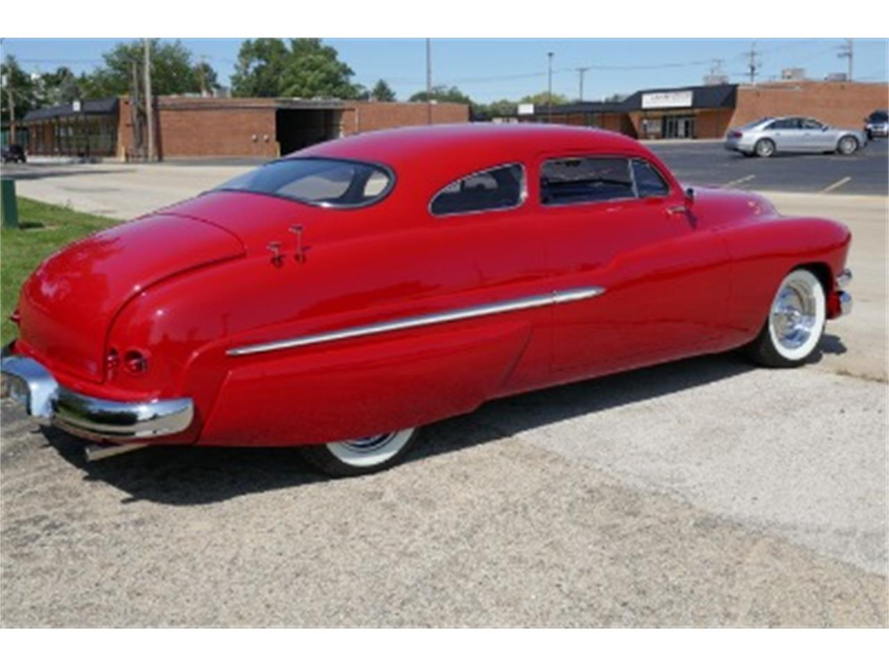 Large Picture of '49 Mercury Street Rod Offered by North Shore Classics - Q5IP
