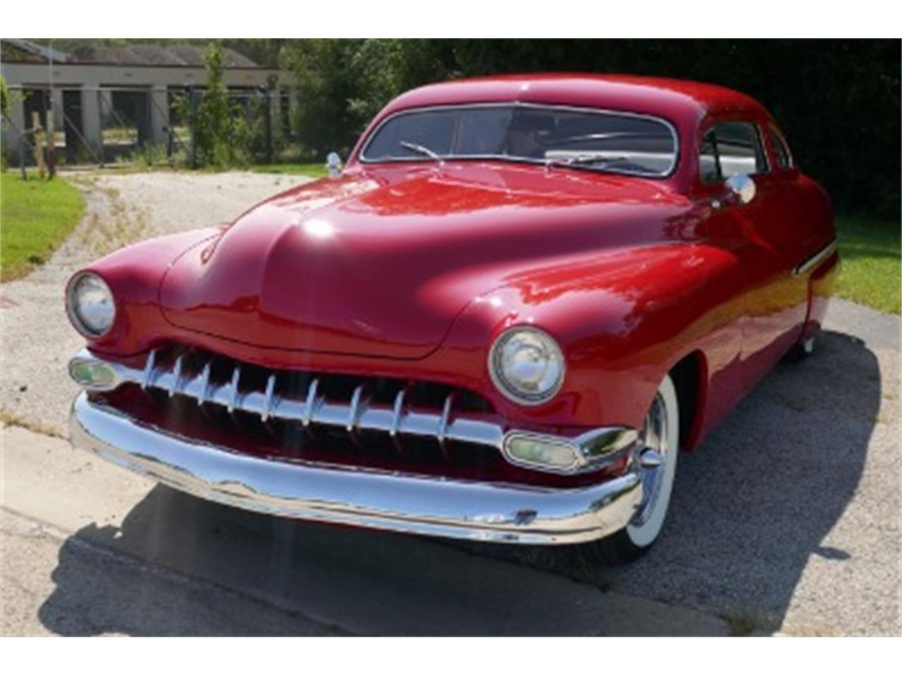 Large Picture of Classic 1949 Mercury Street Rod located in Mundelein Illinois Offered by North Shore Classics - Q5IP