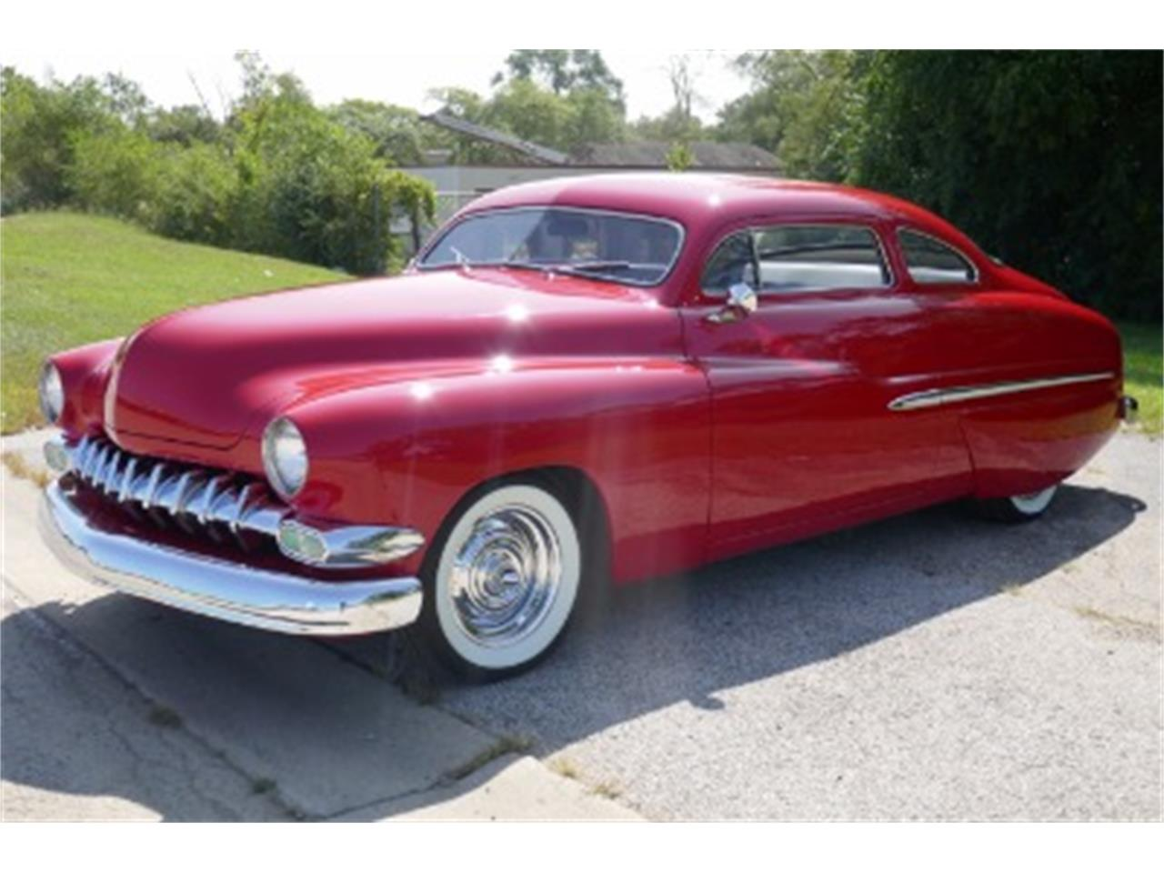 Large Picture of 1949 Mercury Street Rod Offered by North Shore Classics - Q5IP