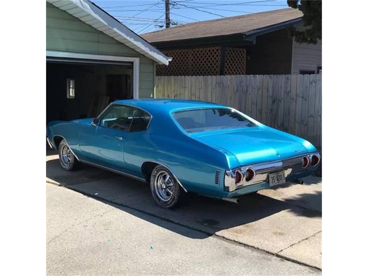 Large Picture of '72 Chevelle - Q5IR