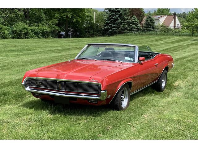 Picture of Classic 1969 Cougar XR7 located in Connecticut Auction Vehicle Offered by  - Q6ZQ