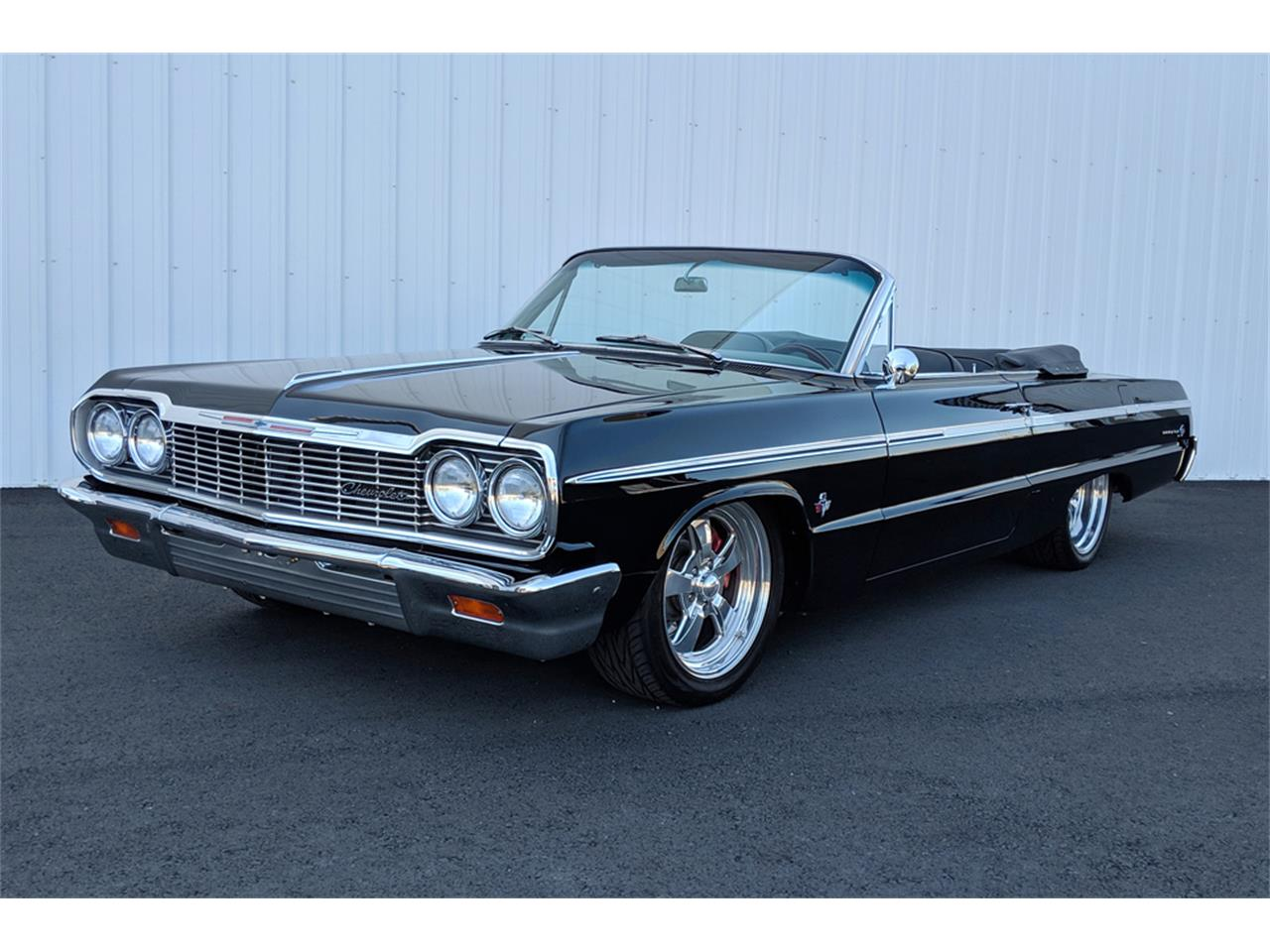 Large Picture of '64 Impala SS Auction Vehicle - Q70D