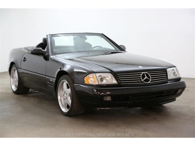 Picture of '99 SL600 - Q5IW