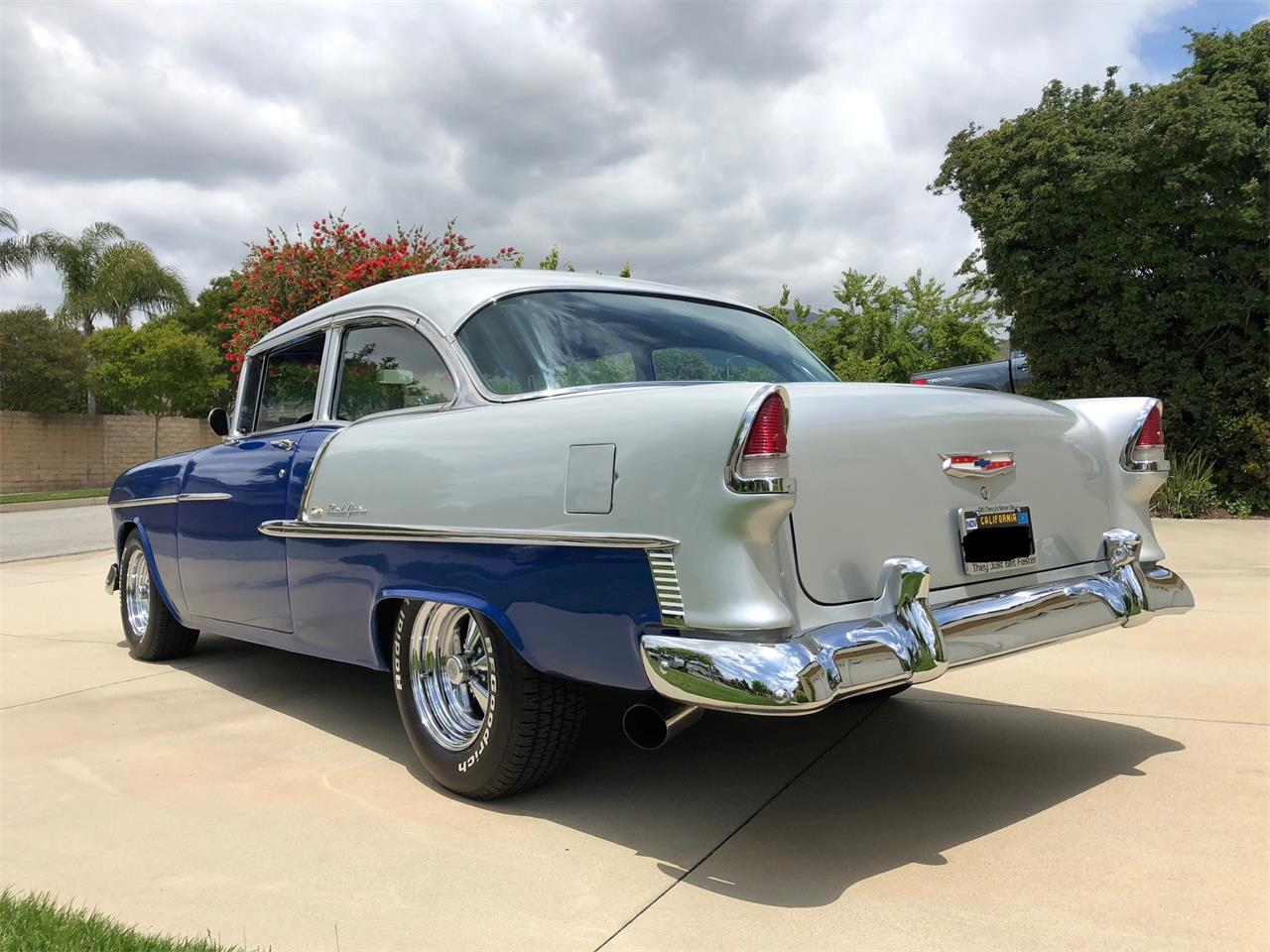 Large Picture of '55 Bel Air - Q71M